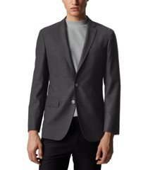 hugo men's hartlay single-breasted jacket