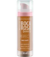base líquida matte hd 30ml 5 adriana - boca rosa beauty by payot único