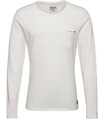 tee t-shirts long-sleeved vit blend