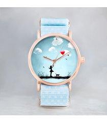 - 12 % star girl love zegarek + opak