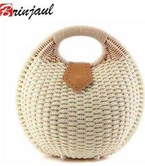 handbag summer beach bags small bag woman straw bags womens handbag rattan bag x