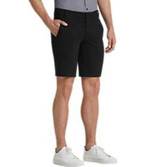 awearness kenneth cole awear-tech black modern fit shorts