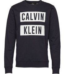 calvin klein performance sweater donkerblauw