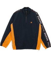 astrak sweatshirt jacket