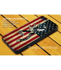 deer camo browning american flag cover iphone 7 7+ 6 6s 6+ 6s+ 5 5s 5c 4 4s case