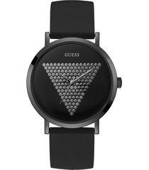reloj guess imprint/w1161g2 - negro