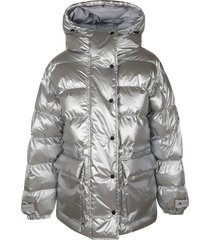 2 in 1 padded jacket