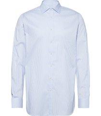 daniel ca tl non-iron twill overhemd business blauw j. lindeberg