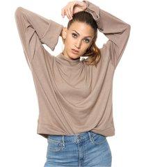 sweater visón destino collection lanilla