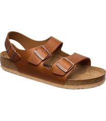 milano shoes summer shoes sandals brun birkenstock