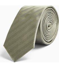 mens sage geometric tile and herringbone tie multipack