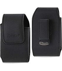 "reiko wireless vertical pouch blackberry 8330 black 4.3""x2.4""x0.6"" - colored"