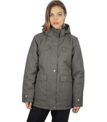 chaqueta impermeable 3m expedition negro falcone