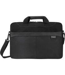 bolso business casual 15,6 porta laptop negro targus
