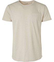 granddad collar t-shirt