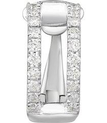 diamond single cuff earring (1/4 ct. t.w.) in 14k white gold