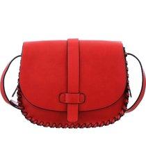 bolsa fedra f5851 vermelho