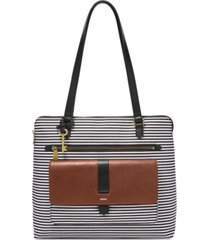 fossil kinley shopper