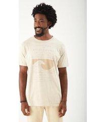 t-shirt zinzane rj stone masculina - masculino
