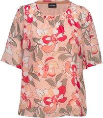 t-shirt short-sleeve t-shirts & tops short-sleeved rosa taifun