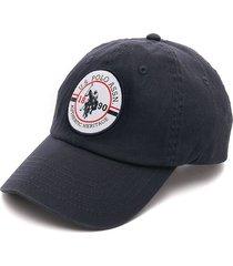 gorra azul-blanco us polo assn
