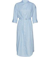 orlanda ss dress jurk knielengte blauw second female