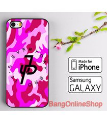 jake paul military cover iphone 7 7+ 6 6s 6+ 6s+ 5 5s 5c se samsung s8 s8+ case