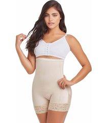 panty alto para mujer  fájate 11197 - beige