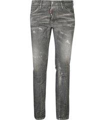 balenciaga straight long trousers