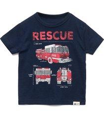 toddler graphic short sleeve t-shirt t-shirts short-sleeved blå gap