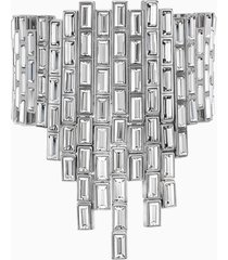braccialetto fluid azzurro, grigio, placcatura in palladio