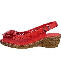 sandaletter gemini korall