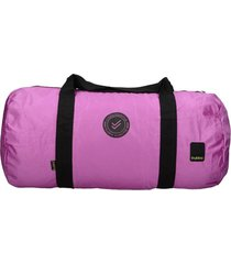 bolso on the go  berry morado bubba bags