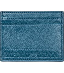 emporio armani zippy credit card holder