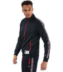 mens comfort tech poly zip jacket