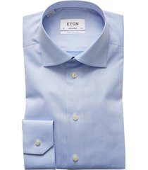 eton overhemd normal fit mouwlengte 7 strijkvrij