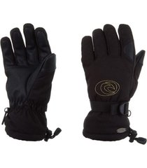 guantes mujer negro rip curl