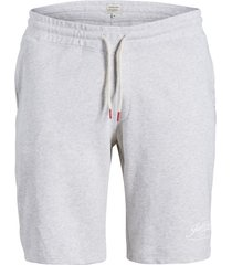 sweatshorts jack & jones plus size melange wit