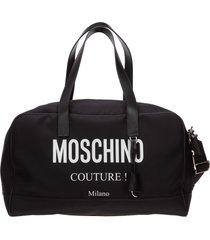 moschino - duffle bag
