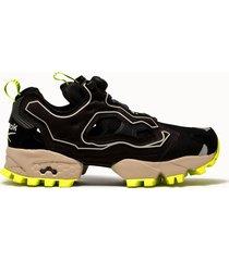 reebok sneakers instapump fury colore nero