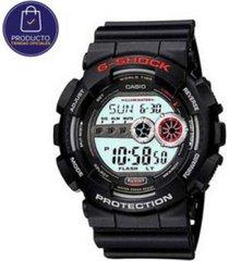 reloj g shock gd_100_1a negro resina