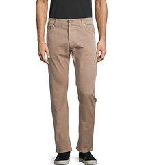 2-piece slim-fit jeans & cotton bandana set