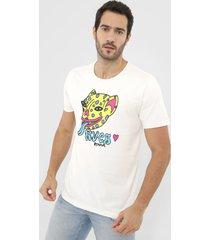 camiseta rvca nave off-white