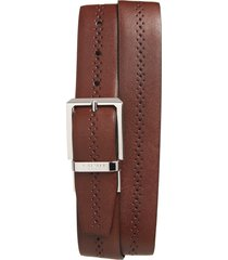 men's canali reversible leather belt