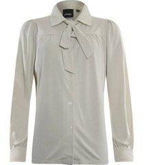 blouse jersey beige