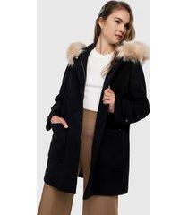 abrigo azul mng