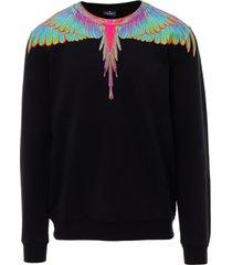 fluo wings sweatshirt