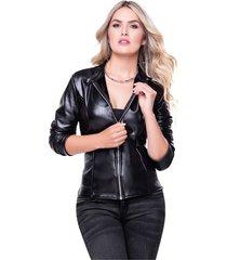 chaqueta adulto femenino negro marketing  personal