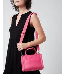 kate spade new york women's sam nylon mini tote bag - crushed watermelon