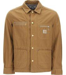 junya watanabe junya watanabe x carhartt jacket